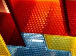Panel trasparente compuesto Design-Composite