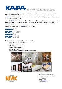 catalogo-KAPA-foam