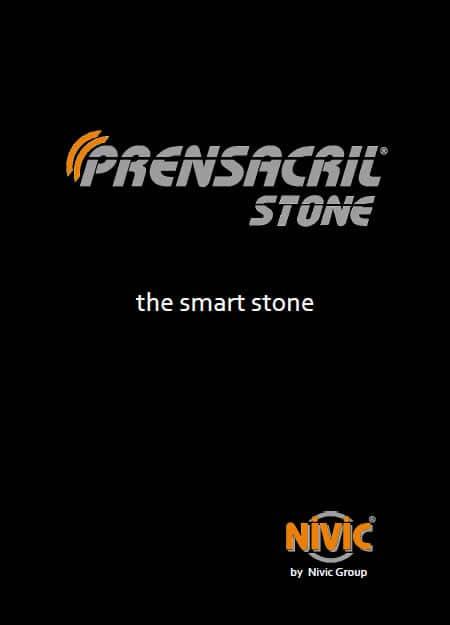 Prensacril Stone The smart Stone PDF